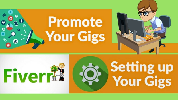 How to promote your Fiverr gig
