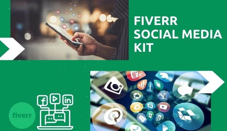 Fiverr Social Media Kit