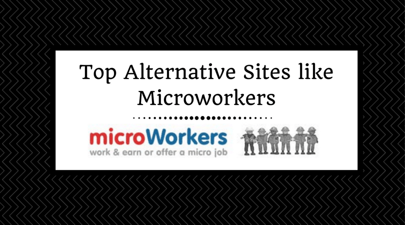 Photo of Top Alternative Sites like Microworkers